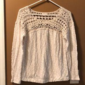 Anthropologie Meadow rue sweater